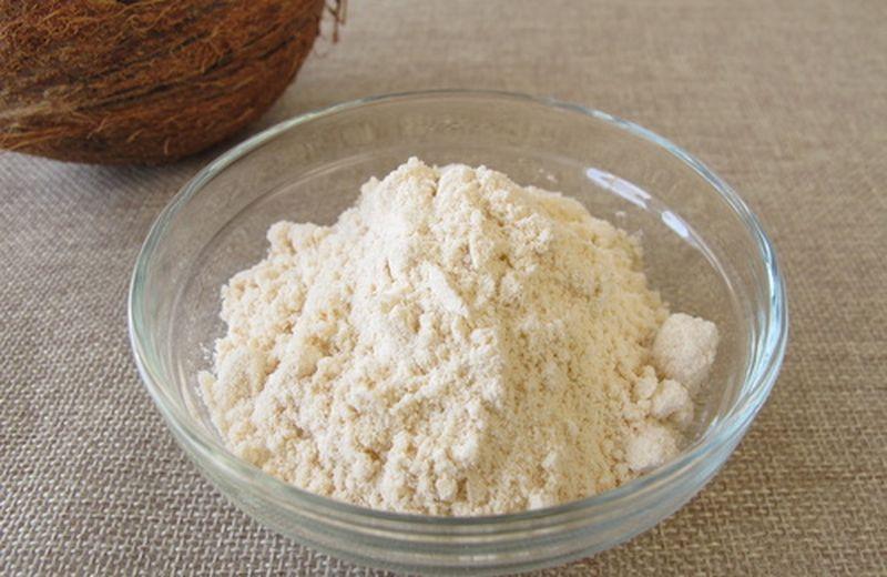 Ricette senza glutine? Prova la farina di cocco