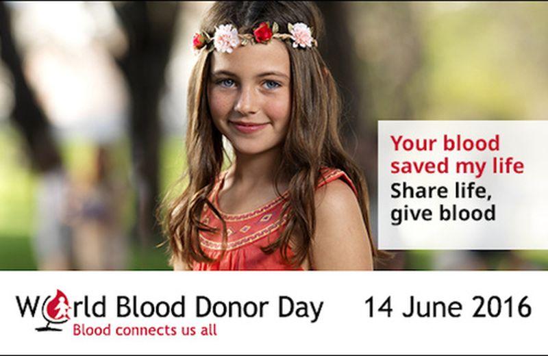 Donare il sangue: un piccolo gesto infinitamente importante