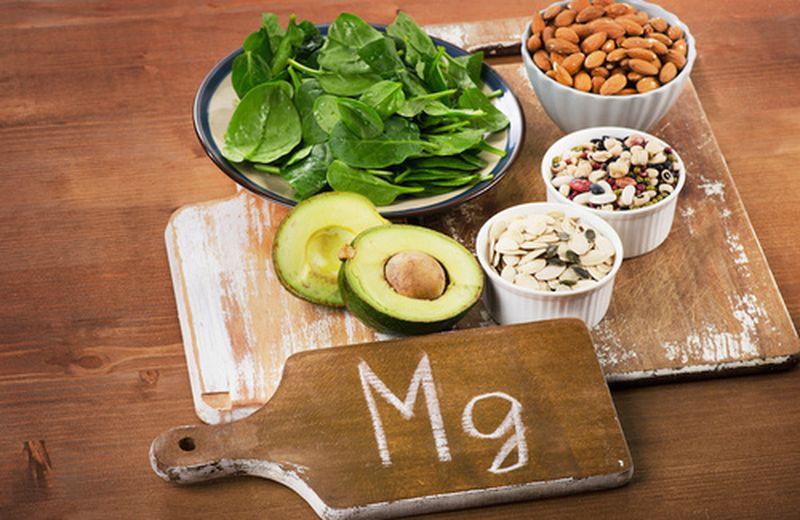 3 insalate ricche di magnesio