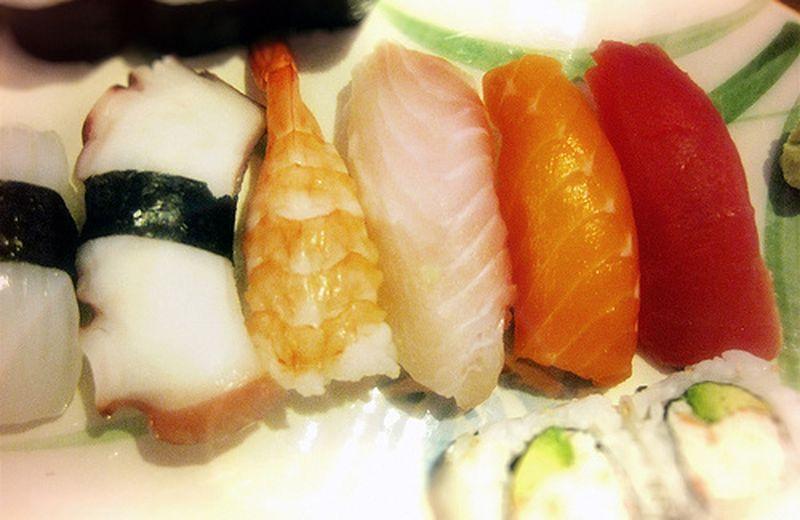 Un tuffo nella preparazione del sushi