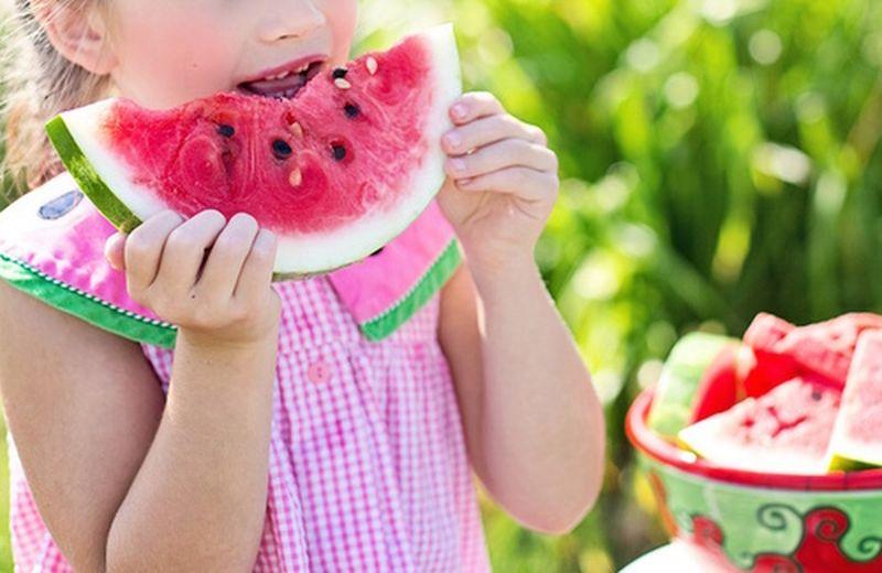 La salute dei bambini comincia dallo stile di vita