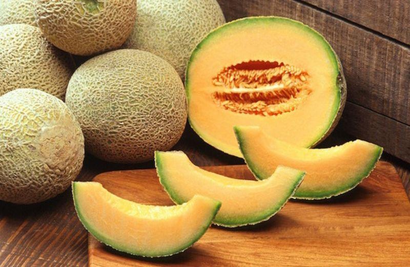 Frutta top di luglio: il melone