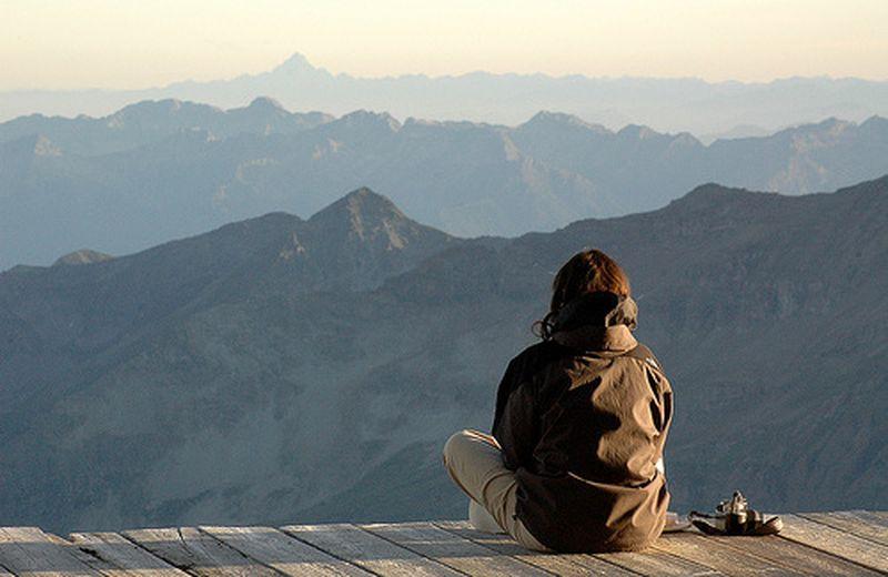 Il respiro della meditazione