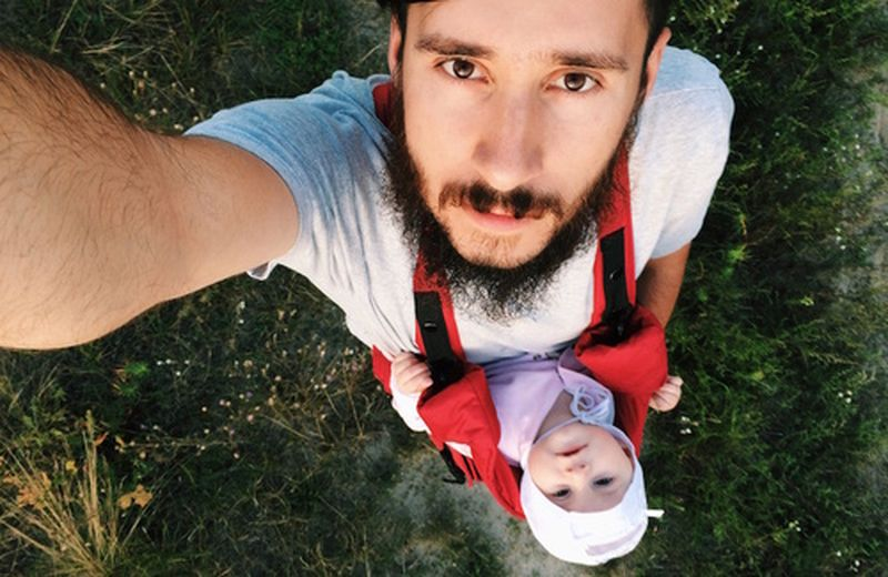 3 tappe di viaggio con il neonato