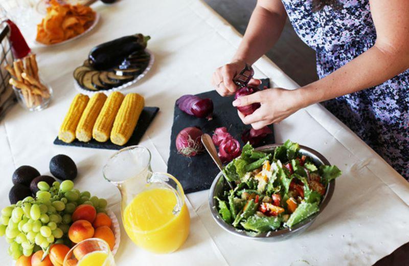 3 regole per favorire la digestione in estate