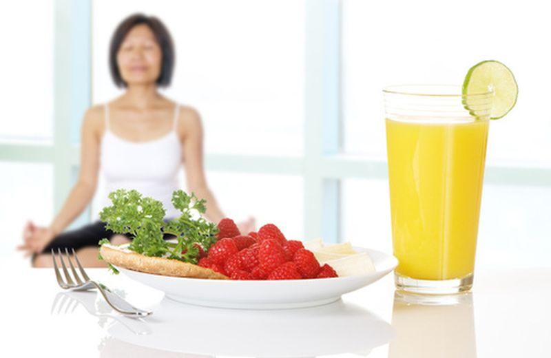 Il cibo nello yoga integrale