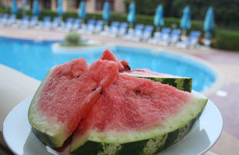 Frutta top di agosto: l'anguria