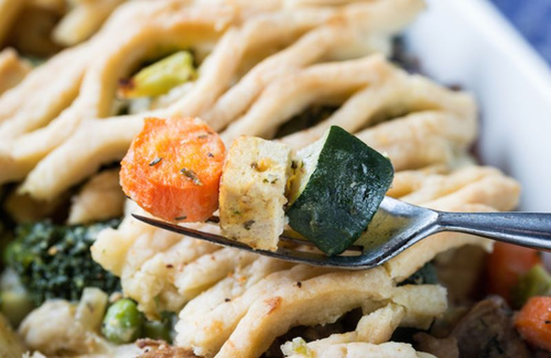 Tofu, zucchine e carote: ricette per stare in forma naturalmente