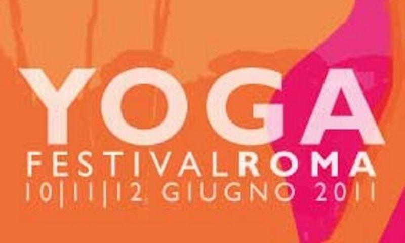 Yoga Festival Roma 2011: è tempo di unirsi a se stessi