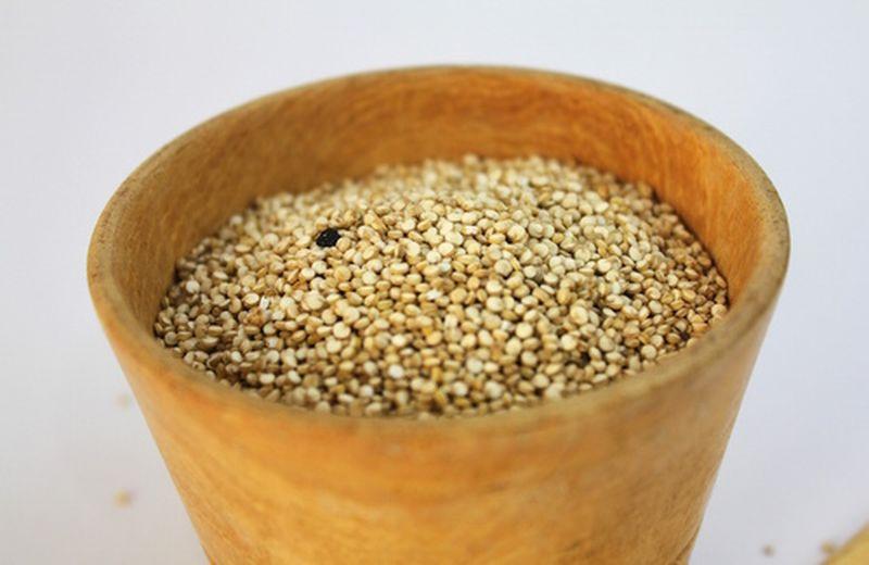 Amaranto soffiato, l'alternativa ai pop corn