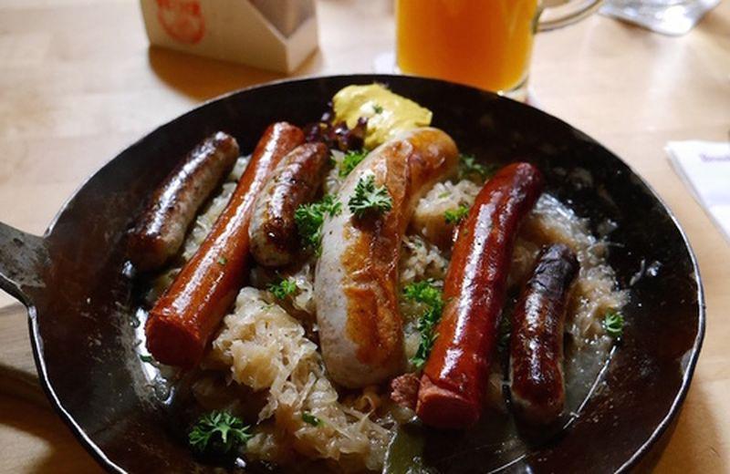 Cucina tedesca: caratteristiche e alimenti principali