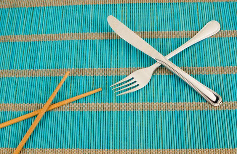 Buone abitudini dalle cucine esotiche