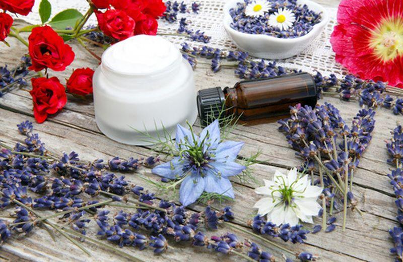 Cosmetici naturali per i funghi della pelle