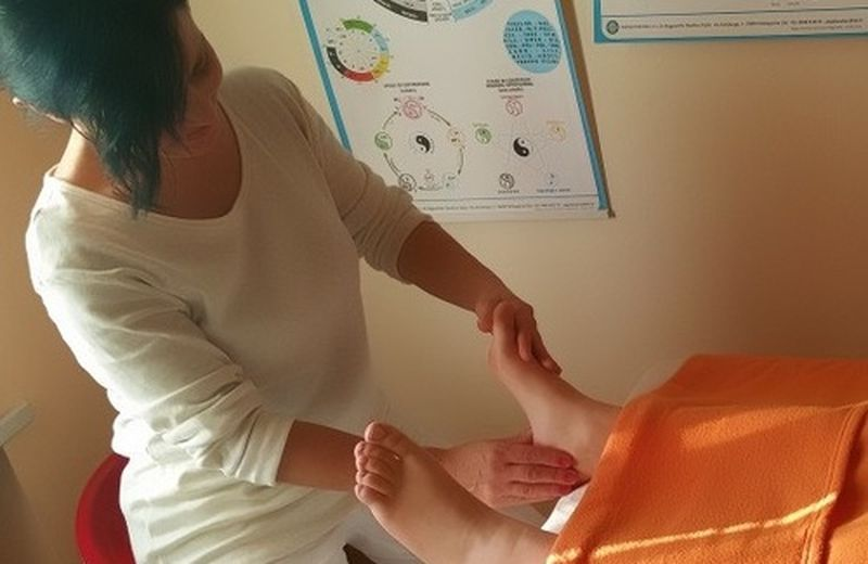 Riflessologia plantare: dal piede i segni per l'equilibrio del corpo e della mente