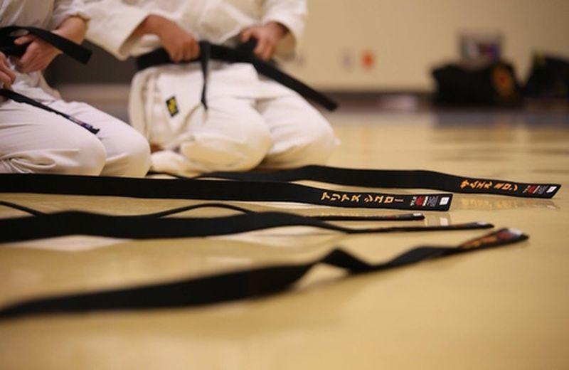 Parole di un giovane Campione di Karate