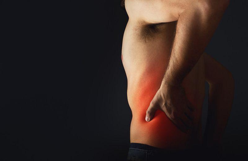 Nervo sciatico infiammato: i sintomi