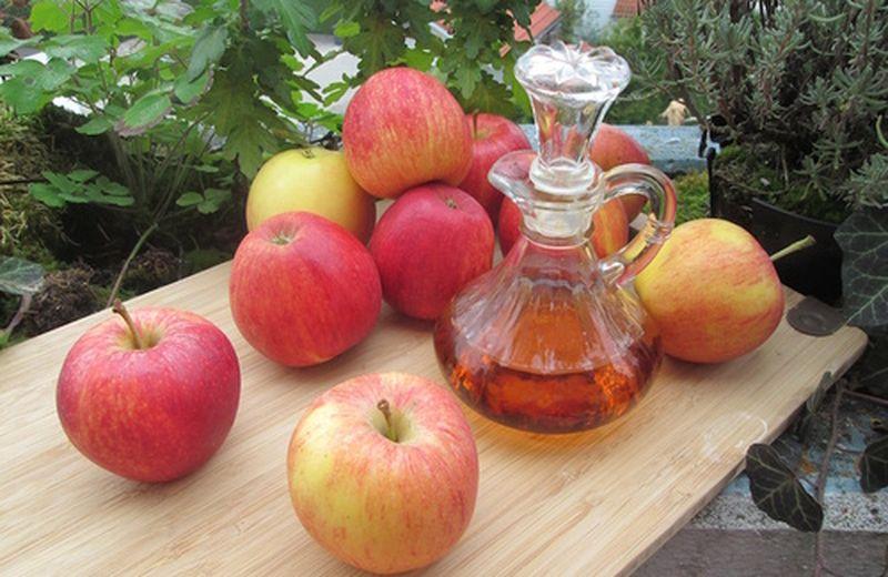 Aceto di mele per dimagrire, funziona?