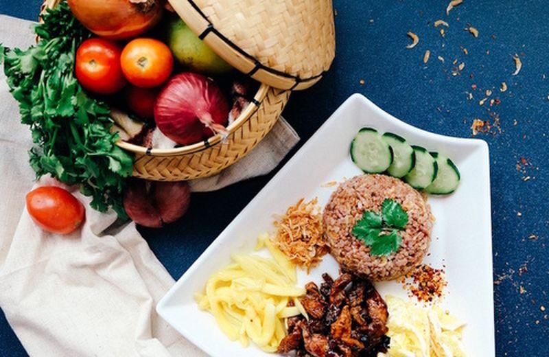 3 ricette vegan thailandesi