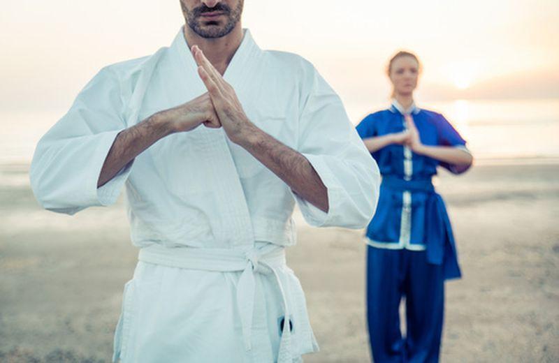 Alla ricerca del Sé nelle arti marziali