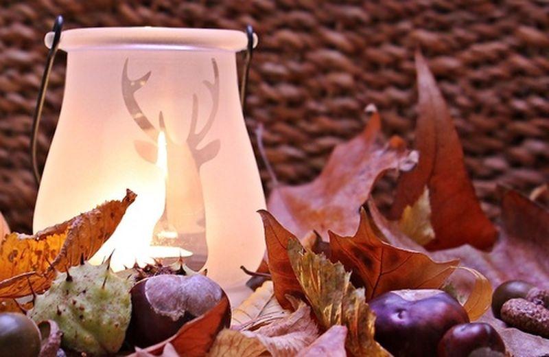 Gli oli essenziali per l'autunno