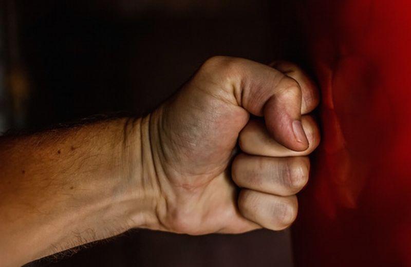 La rabbia nelle arti marziali