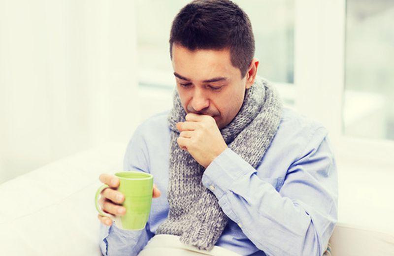 linguine fa male quando tossisco