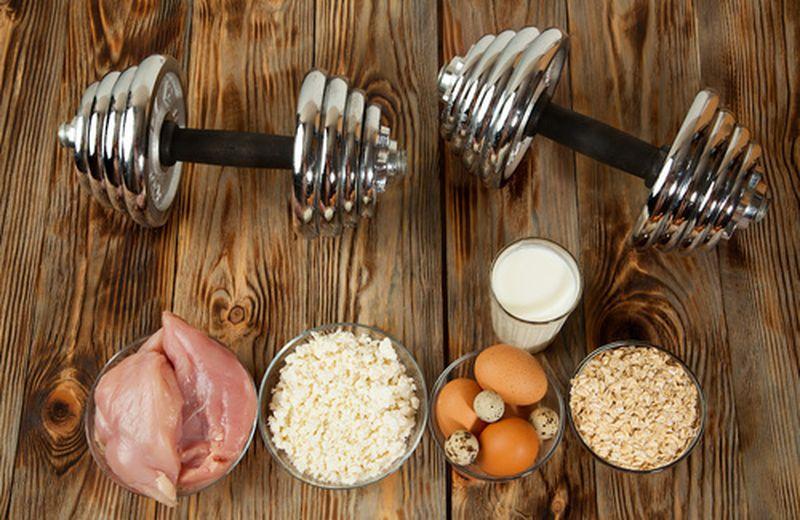 I 10 migliori alimenti per i muscoli