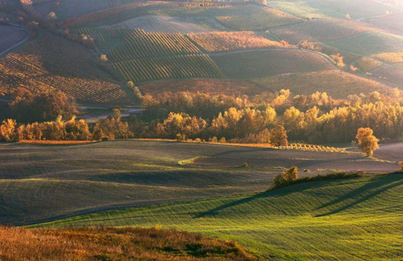 10 luoghi dove l'autunno dà spettacolo