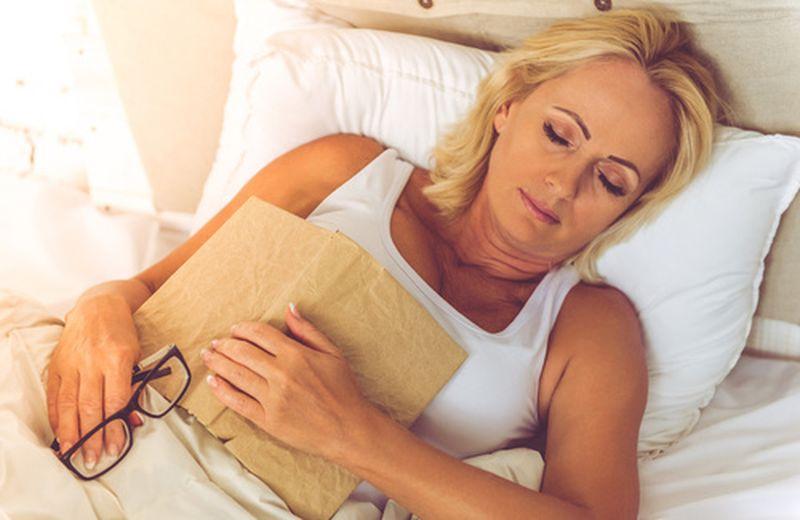 I disturbi del sonno in menopausa
