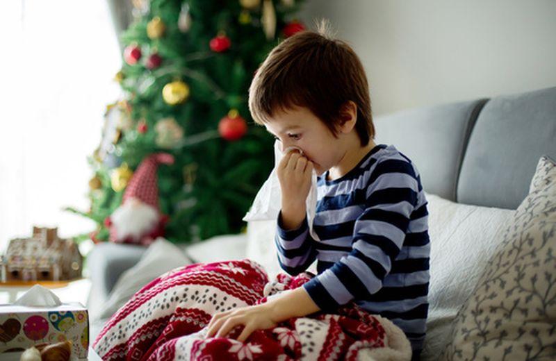 Raffreddore nei bambini: come curarlo
