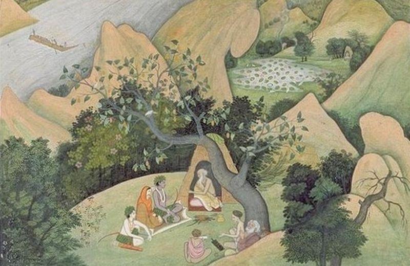 Perché visitare un ashram per le vacanze