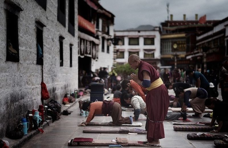 Il mistero e i benefici dei 5 tibetani