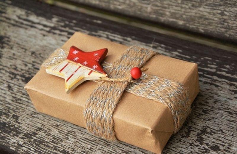 Pacchetti da regalo ecologici