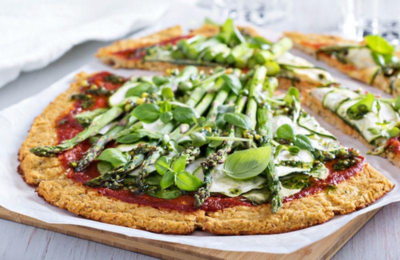Pizza di cavolfiore vegan: la ricetta