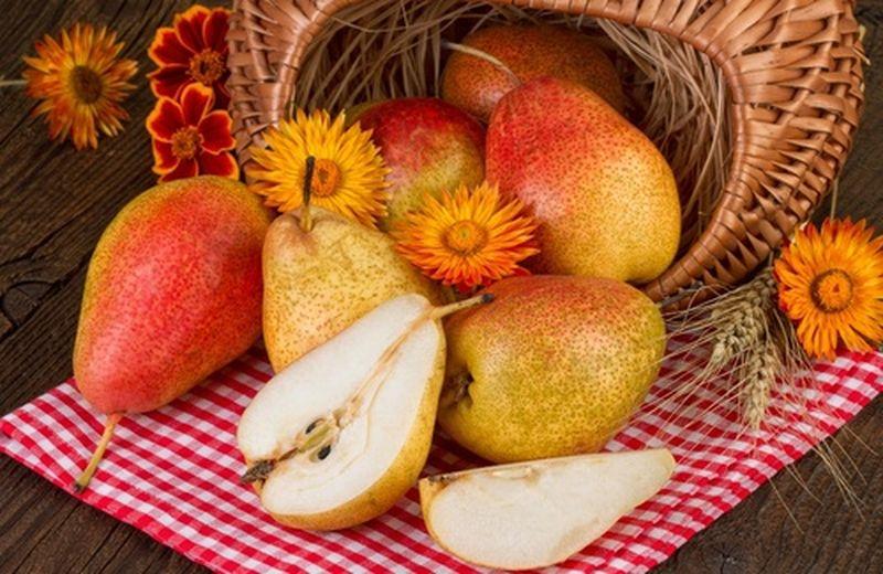 Frutta top di gennaio, le pere