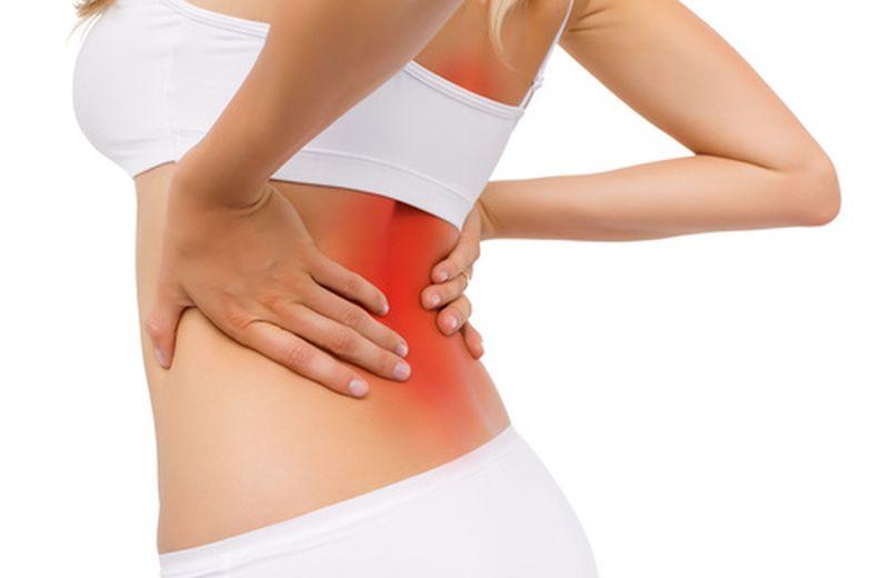 Mal di schiena forte: pronto soccorso naturale
