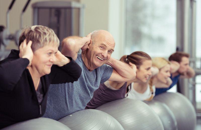 Anziani: quali sport sono i più indicati
