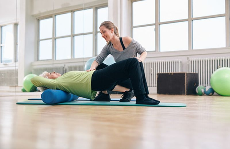 Mal di schiena? Prova il Pilates