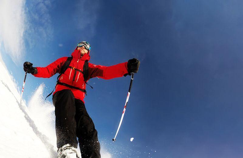 Lo sci e i suoi benefici