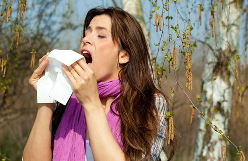 Tisane per le allergie