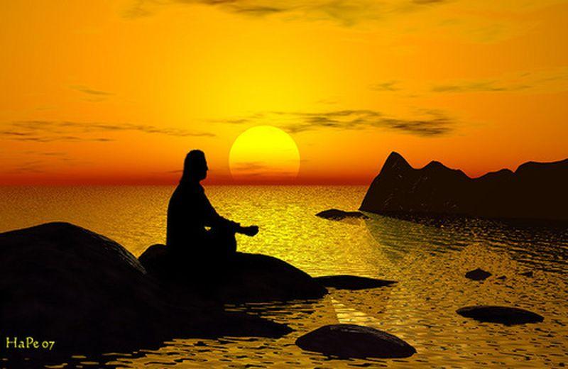 Risvegliare e riequilibrare i chakra attraverso la meditazione