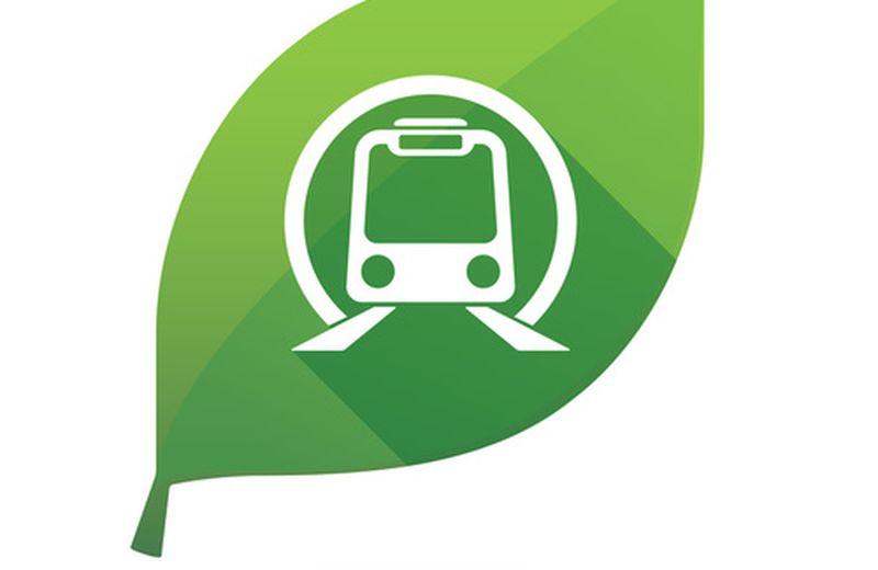 Il treno vintage-green per i tuoi viaggi sostenibili