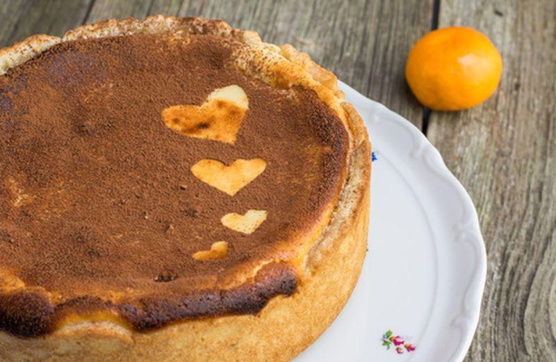 La tarta mandarina: ricetta facile e gustosa per l'inverno