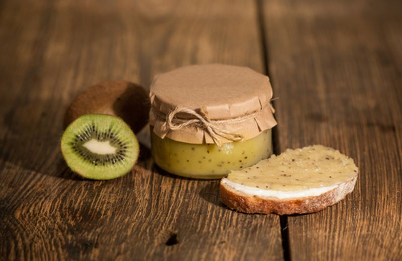 Marmellata di kiwi: come farla in modo sano
