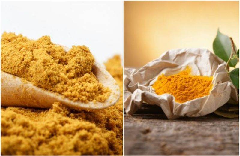 Curcuma e curry: quali sono le differenze