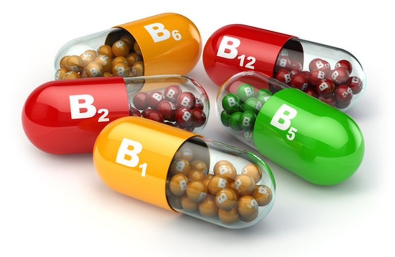Vitamina B6 e B12 per un carico di energia