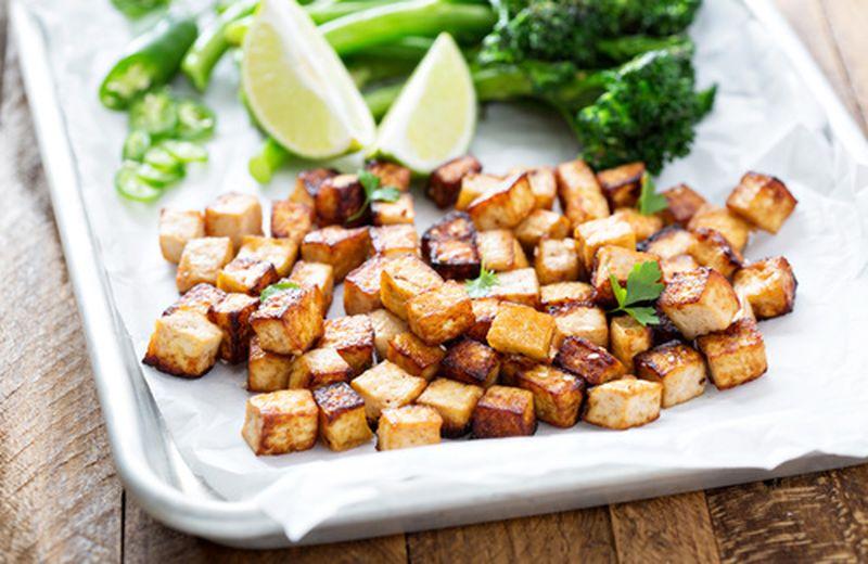 Come cucinare il tofu in padella