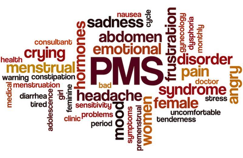 Oli essenziali per la sindrome premestruale