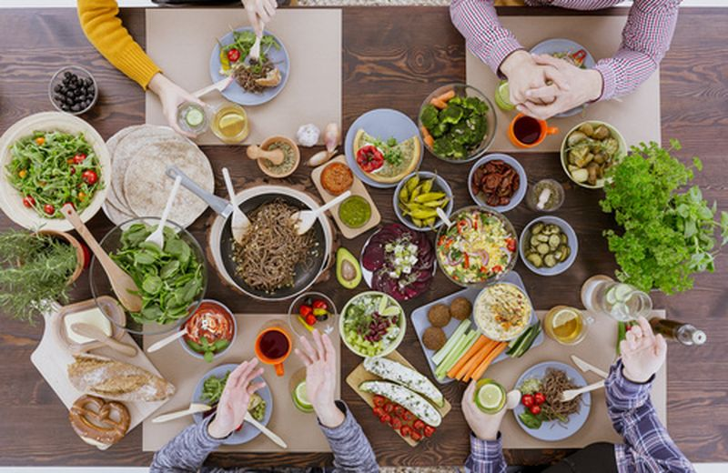 Dieta mediterranea vegana: come funziona, menu di esempio, ricette