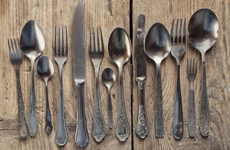 Pulire l'argento in modo ecologico e naturale